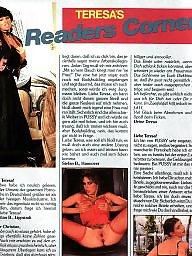 Retro, Magazine, Hairy vintage, Vintage