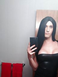 Tranny, Fake tits, Big, Fake boobs, Fakes, Bisexual