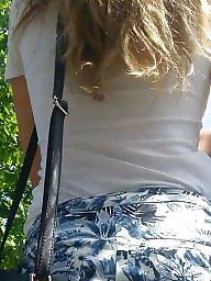 Spy, Short, Shorts, Romanian, Voyeur teen