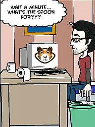 Cartoon, Cartoons