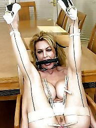 Bound, Gagging, Gagged