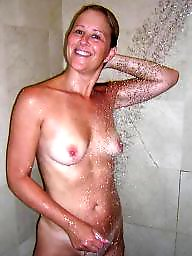 Amateur mature, Bathroom, Mature wife, Wife mature