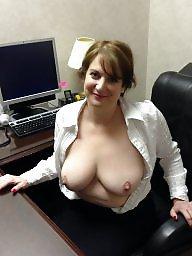 Busty mature, Busty, Mature tits, Mature posing, Posing, Busty milf