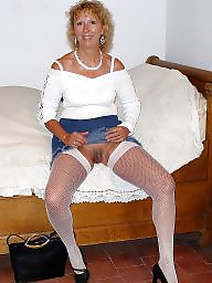 Mature stockings, Stocking fucking, Mature stocking