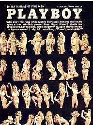 Magazine, Vintage mature