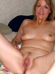 Pregnant, Creampie, Blonde wife, Blond wife