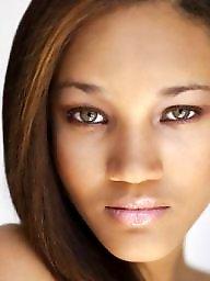 Ebony amateur, Ebony babe, Blacked