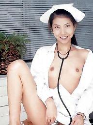Asian, Vintage, Nurse, Nurses, Asian vintage, Vintage asian