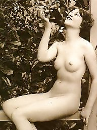 Natural, Ladies, Vintage amateur, Vintage amateurs