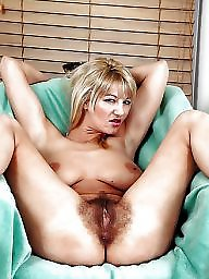 Hairy pussy, Hairy babe, Hairy blonde