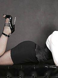 Stockings, Heels, High heels