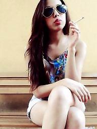 Smoking, Teens, Smoke, Nice