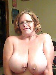 Milf boobs