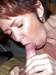 Mature creampie, Creampie, Mature blowjobs