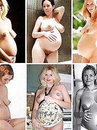 Pregnant, Pregnant amateur