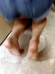 Feet, Asia