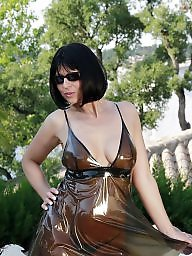 Latex, Leather, Rubber, Women