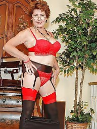 Mature, Mature stockings