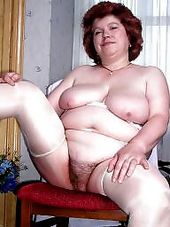Spreading, Spread, Bbw hairy, Hairy bbw, Bbw stockings, Bbw stocking