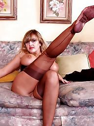 Older, Mature stockings, Lady, Stockings mature, Vintage mature, Older mature