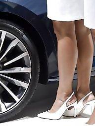 Car, Leg, Cars