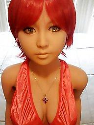 Dress, Red, Dressing