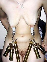 Mature bdsm, Slave, Mature tits, Torture, Bdsm mature, Slaves