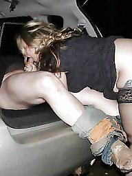 Dogging, Public sex