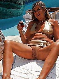 Mature bikini, Nipples, Mature nipple, Mature nipples, Bikini mature