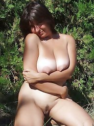 Woods, Amateur milf, Wood