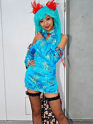 Asian, Dress, Cosplay, China, Teen dress, Asian teens
