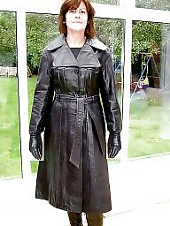 Leather, Pvc, Mature leather