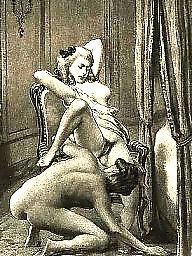 Group, Art, Sex cartoons, Sex cartoon, Erotic, Vintage sex
