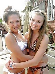 Teen bikini, Groups