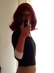 Sissy, Secretary, Stocking, Redheads