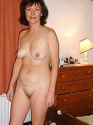 Naked, Mature lady, Mature naked