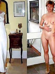 Bride, Nude, Clothes, Clothed, Brides