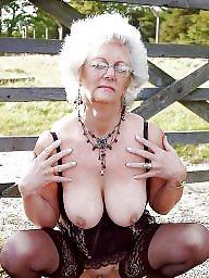 Granny, Mature, Mature granny, Granny amateur