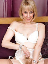 Mature hairy, Mature stocking, Hairy mature, Natural, Tanned, Stocking mature