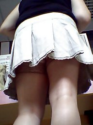 Voyeur, Stocking, Upskirt stockings