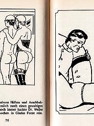Group, Vintage cartoon, Sex cartoon