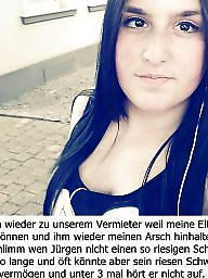 German, Caption, Captions, German captions, Milf caption, Teen captions