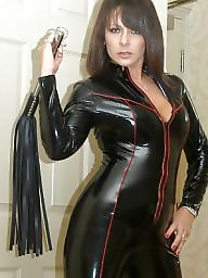 Latex, Pvc, Leather, Mature pvc, Mature latex, Milf leather