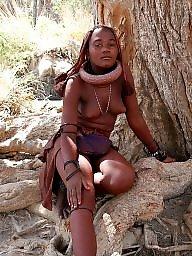 African, Voyeur