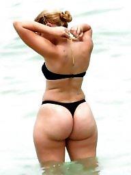 Bikini, Thick, Curvy, Bbw beach, Bbw bikini, Curvy bbw