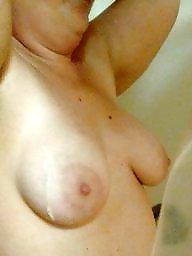 Bbw wife, Shower