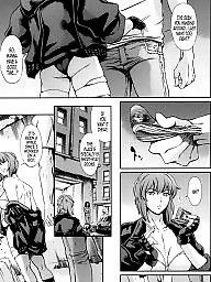 Hentai, Manga, Stockings, Anal cartoon, Cartoon anal