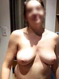 Naked, Exposed, Wife naked, Unaware, Expose