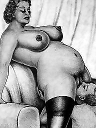 Art, Big ass, Bbw big ass