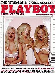 Vintage mature, Magazine